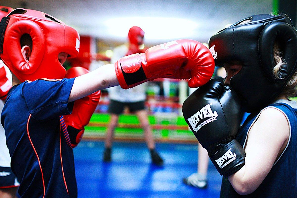 тайский бокс для детей atletik-fitnes.ru