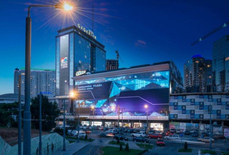 ТРЦ в Одессе