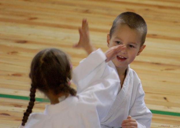 Как открыть спортивную секцию для детей