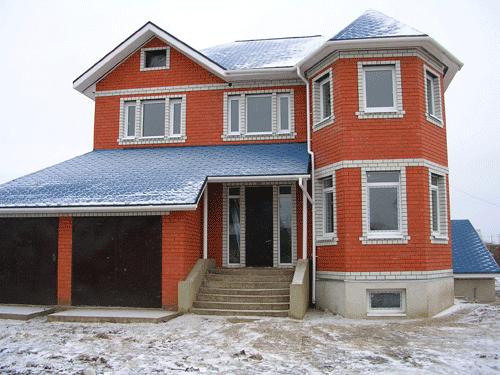 Дома по канадской технологии