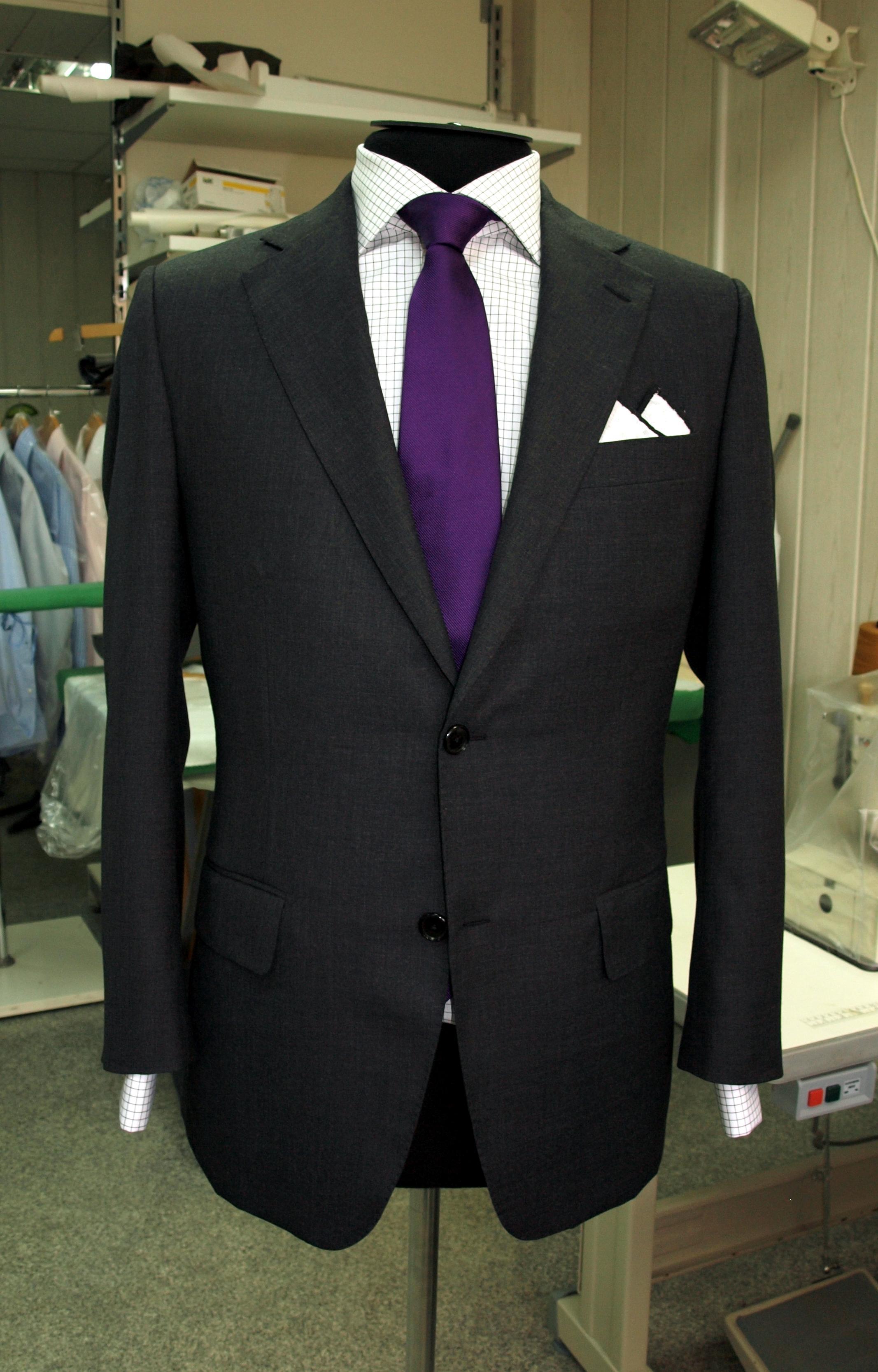 Пошив мужских костюмов на заказ. Где пошить и сколько он стоит?