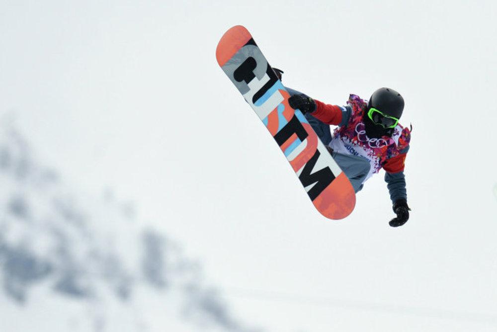 Сноуборд хафпайп олимпиада 17 фотография