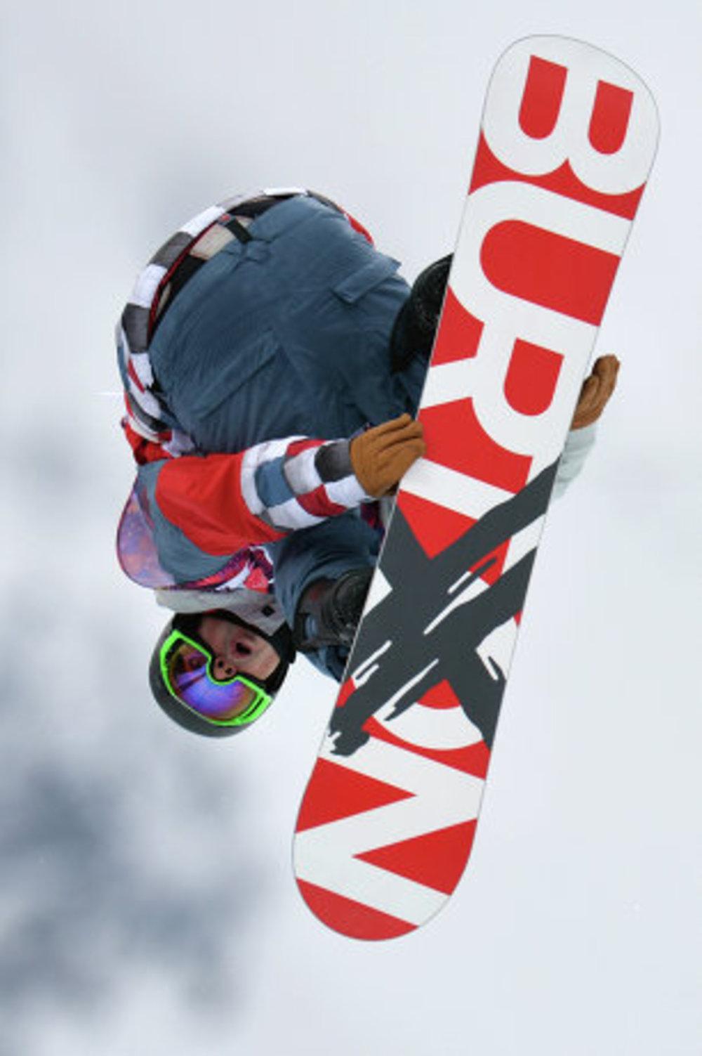 Сноуборд хафпайп олимпиада 19 фотография