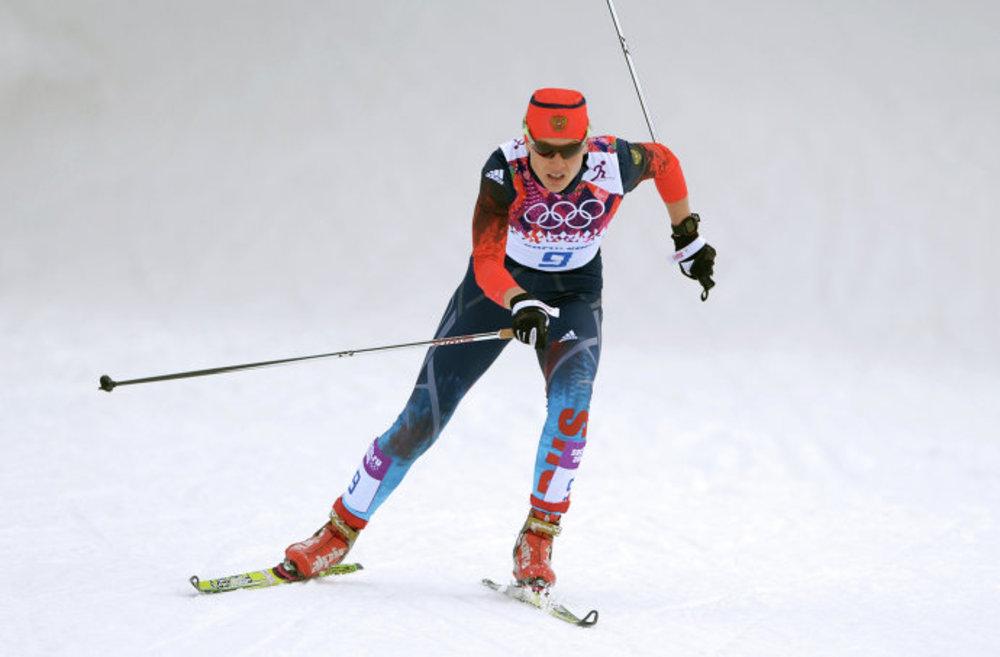 Гонки на лыжах
