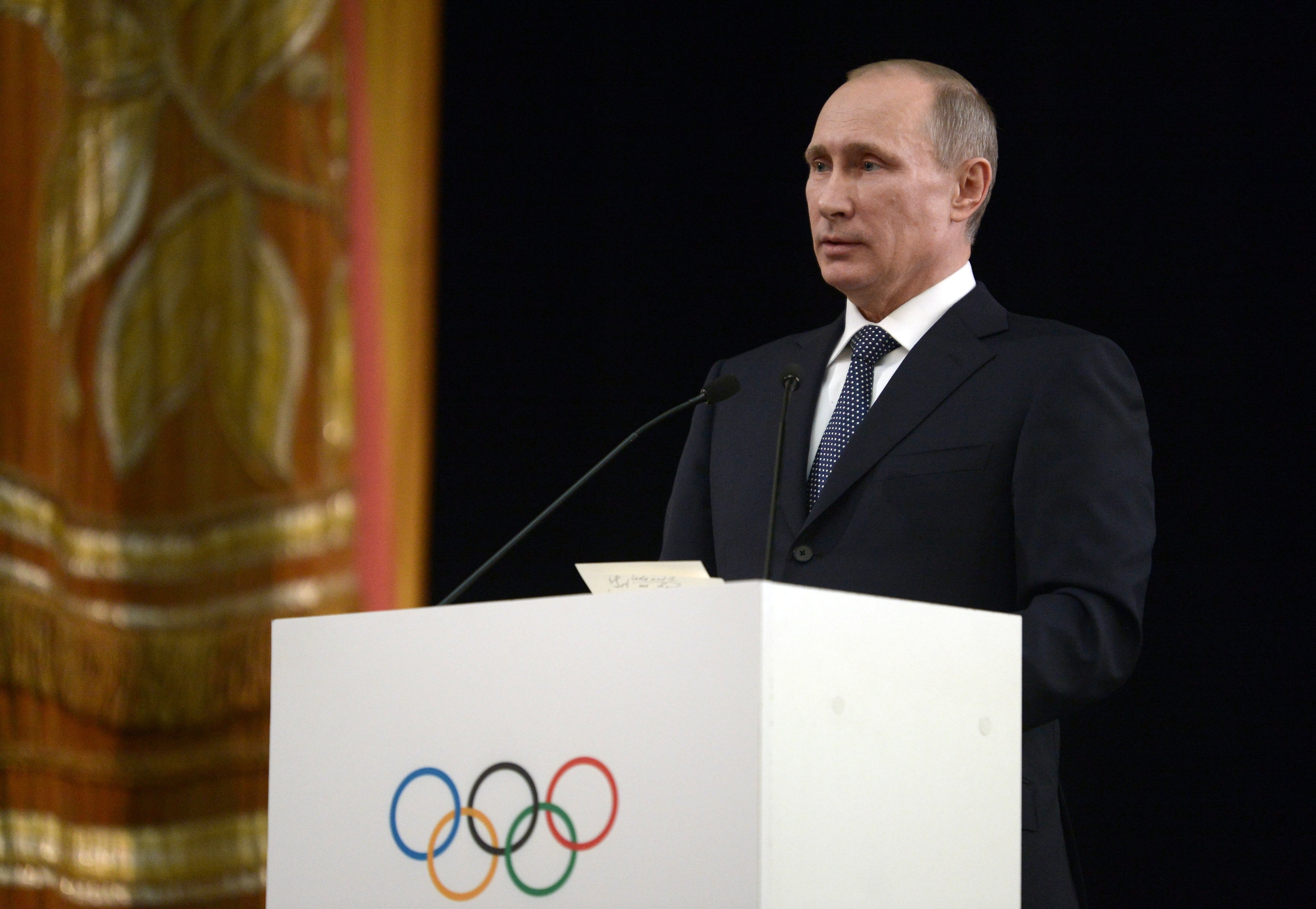 символ олимпийских игр в атланте
