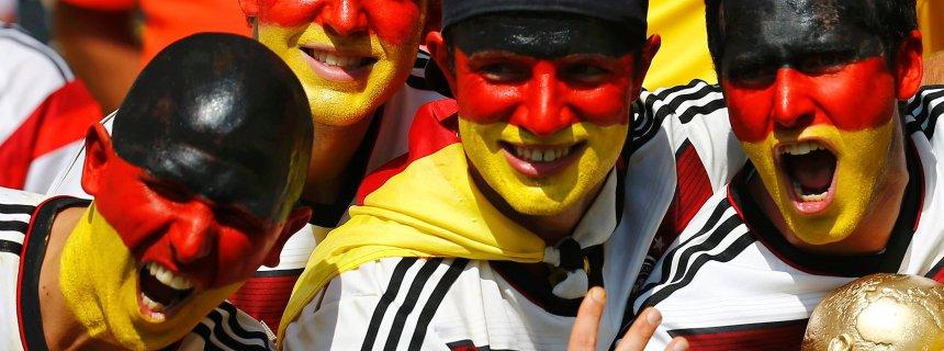 Германия обыграла бразилию со счетом 7